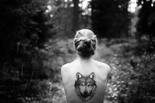 wolf in nature Tattoo Dzhurliak Orest \Тату Вовк в природі Джурляк Орест  татуювання Львів - YouTube | 335x500